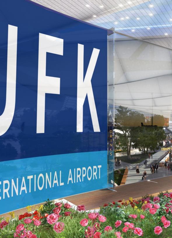 JFK Airport Renovations